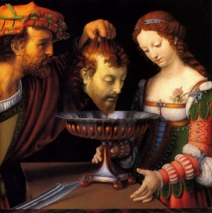 2015-11_Andrea Solario_Salome with the head of John the Baptist  1520