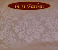 barockstoff baumwolldamast in 11 farben