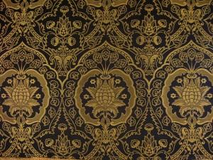 Mittelalterstoff Granatapfelstoff verschiedene Farben