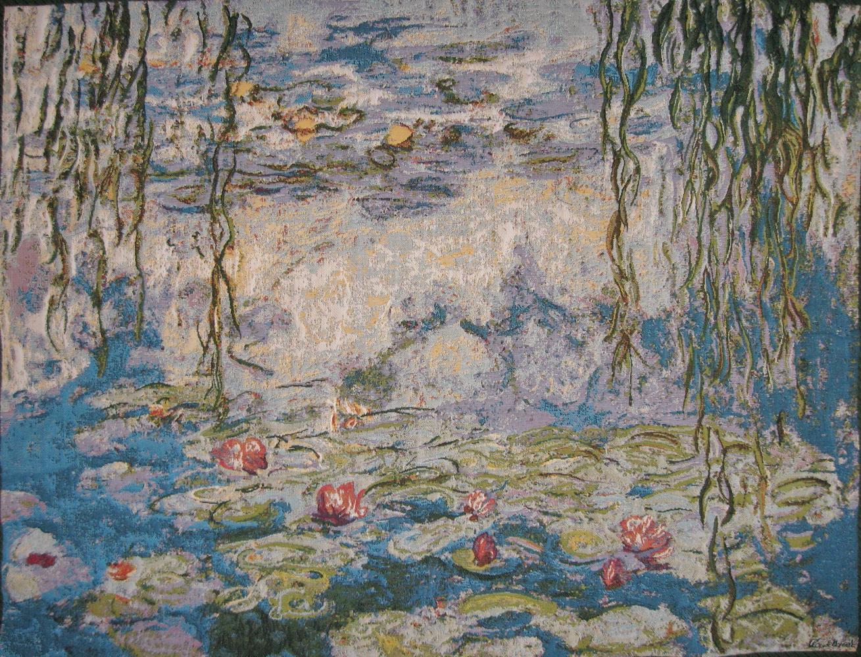 Claude Monets Garten in Giverny – Motive mit der Japanischen Brücke ...