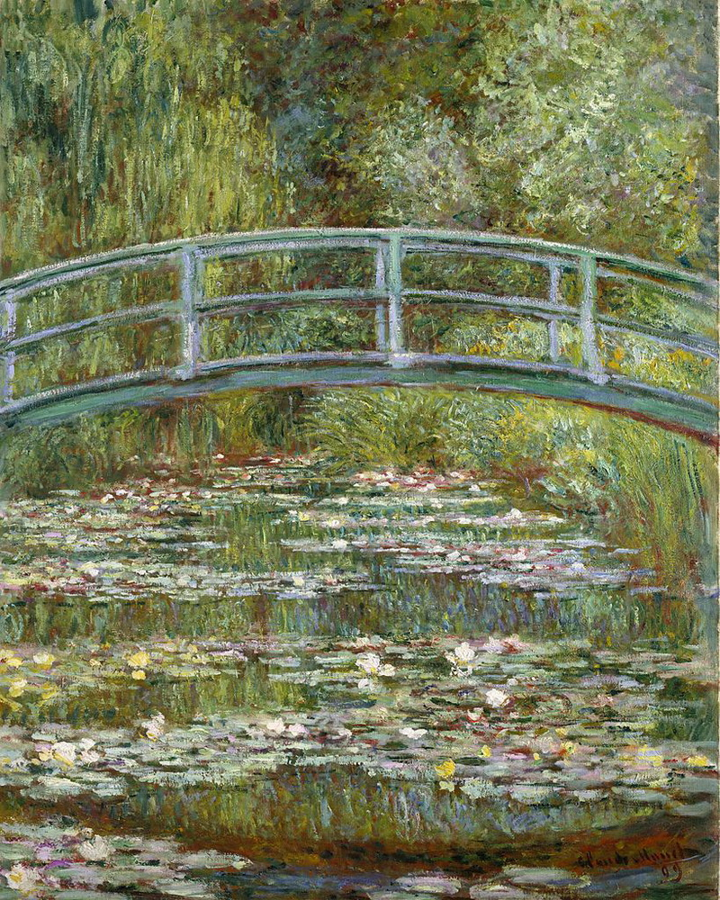 W5170 Ori_ The_Water Lily_Pond_1899_Claude_Monet_Metropolitan