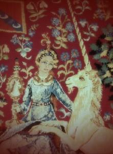 Almerlin das mittelalterliche Einhorn