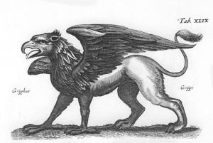 Der mythologische Greif