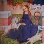 HarryPotter2 Dame mit Einhorn 1475 Schongauer