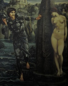 2015-11_Edward_Burne_Jones_Perseus_der_Schicksalsfelsen