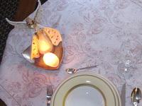 TWHO80-077 Damast Tischdecke Mitteldecke