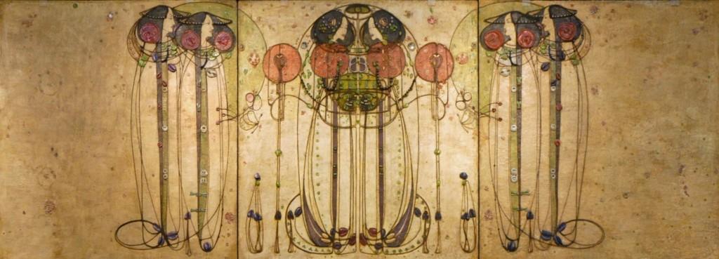 C. R. Mackintosh The Wassail