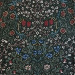 William_Morris_blackthorn_Druckstoff