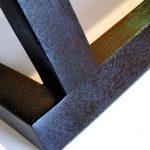 Josef Hoffmann Cabinet Original Rahmen restauriert