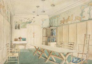 charles_robert_ashbee_Fleetwood C. Varley Dining Room
