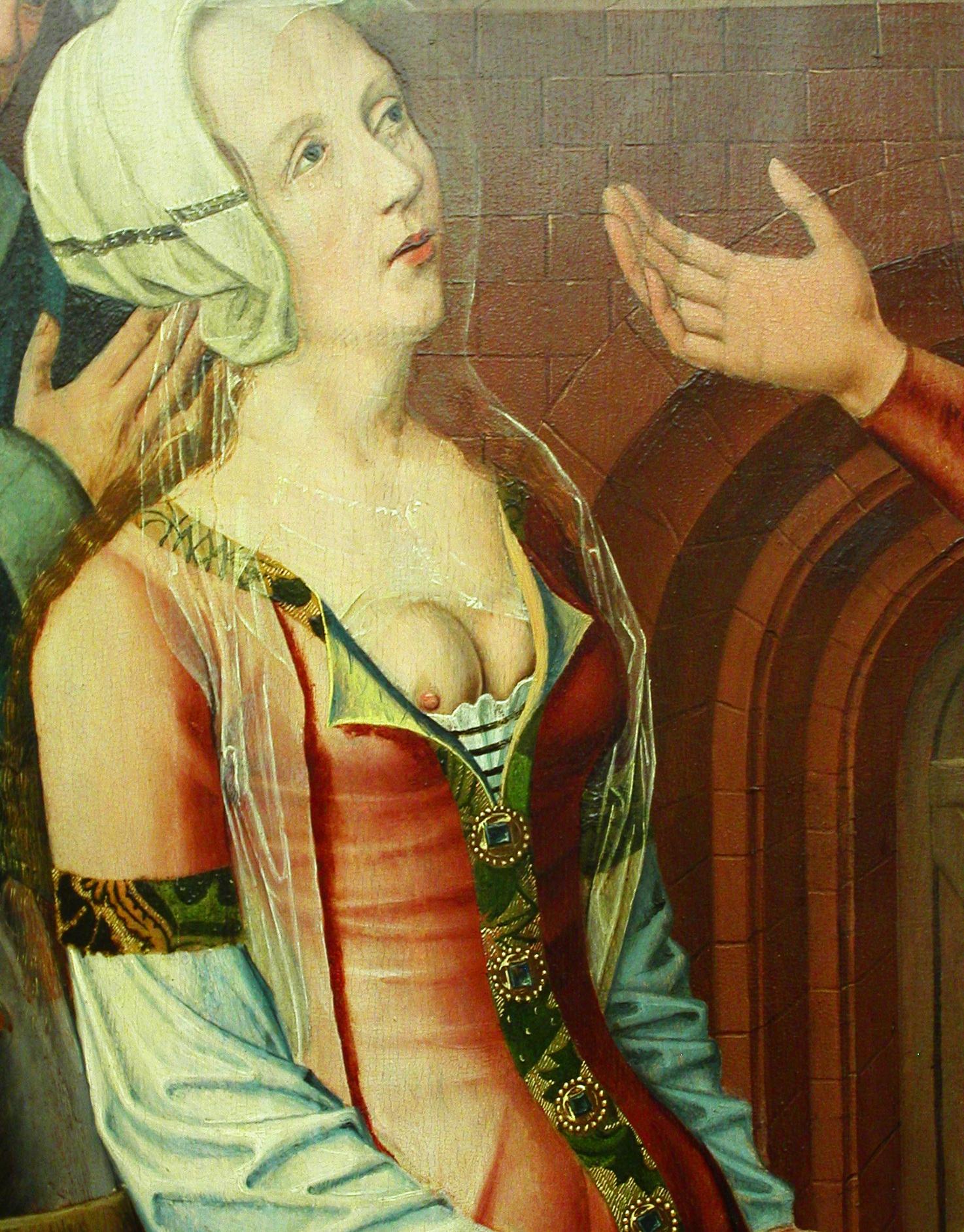 Figurformung - gab es Spanx im Mittelalter??