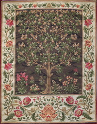 W5010_william_morris_lebensbaum_wandbild_kl